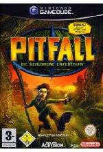 Pitfall - Die verlorene Expedition Cover
