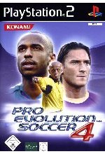 Pro Evolution Soccer 4 Cover