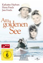 Am goldenen See DVD-Cover