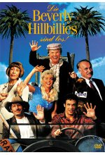 Die Beverly Hillbillies sind los! DVD-Cover