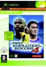 Pro Evolution Soccer 4 [XBC] Cover