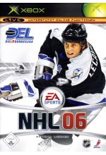 NHL 06 Cover