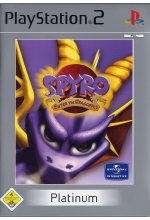 Spyro - Enter the Dragonfly  [PLA] Cover
