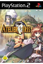 Atelier Iris - Eternal Mana Cover