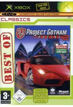 Project Gotham Racing 2 [XBC] Cover
