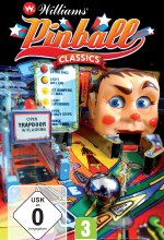 Williams Pinball Classics Cover