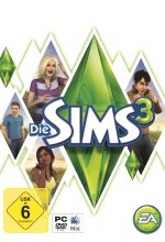 Die Sims 3 (PC+MAC) Cover