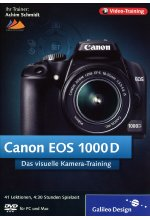 Canon EOS 1000D - Video Training Cover