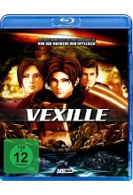 Vexille Blu-ray-Cover