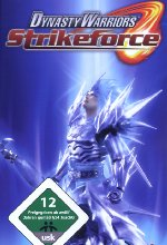 Dynasty Warriors - Strikeforce Cover