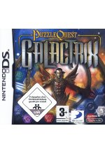 Puzzle Quest Galactrix DS Cover