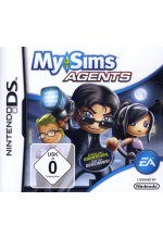 My Sims Agents Cover