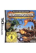 Kampf der Giganten - Monsterinsekten Cover