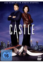 Castle - Staffel 1  [3 DVDs] DVD-Cover
