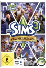 Die Sims 3 - Traumkarrieren (Add-On) Cover