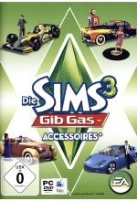 Die Sims 3 - Gib Gas Accessoires  (Add-On) Cover