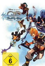 Kingdom Hearts - Birth by Sleep Cover