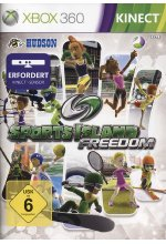 Sports Island Freedom (Kinect) Cover