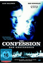 The Confession - Das Geständnis DVD-Cover