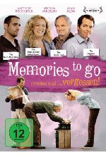 Memories to go DVD-Cover