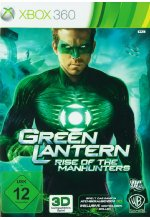 Green Lantern - Rise of the Manhunters Cover