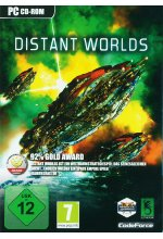 Distant Worlds Cover