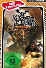 Monster Hunter: Freedom  [Essentials] Cover