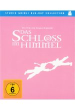 Das Schloss im Himmel - Studio Ghibli Collection Blu-ray-Cover