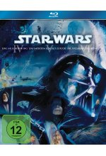 Star Wars - Trilogie 4-6  [3 BRs] Blu-ray-Cover