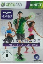 Your Shape - Fitness Evolved 2012 (Kinect) Cover