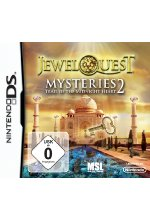 Jewel Quest Mysteries 2 - Trail of Midnight Heart Cover