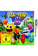 Pac-Man Party 3DS Cover