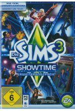 Die Sims 3 - Showtime (Add-On) Cover