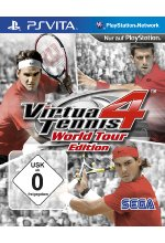 Virtua Tennis 4 - World Tour Edition Cover