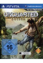 Uncharted - Golden Abyss Cover