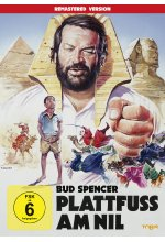 Bud Spencer - Plattfuss am Nil  (Remastered Version) DVD-Cover