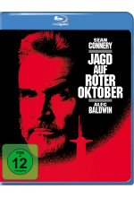 Jagd auf Roter Oktober Blu-ray-Cover