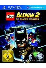 Lego Batman 2 - DC Super Heroes Cover