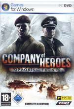 Company of Heroes - Opposing Fronts Cover