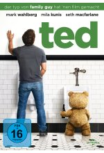 Ted DVD-Cover