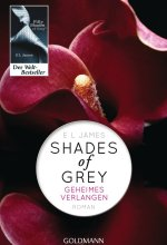 Shades of Grey 1 - Geheimes Verlangen Cover