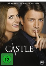 Castle - Staffel 4  [6 DVDs] DVD-Cover