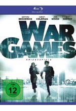 War Games Blu-ray-Cover