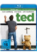 Ted Blu-ray-Cover