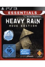Heavy Rain - Move Edition  [Essentials] Cover