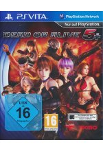 Dead or Alive 5+ Cover