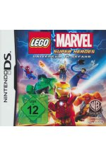LEGO Marvel Super Heroes Cover
