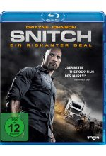 Snitch - Ein riskanter Deal Blu-ray-Cover
