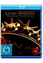 Game of Thrones - Staffel 2  [5 BRs] Blu-ray-Cover