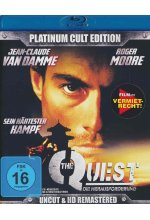 The Quest - Die Herausforderung - Uncut/Platinum Cult Edition Blu-ray-Cover